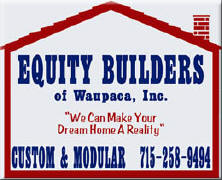 Equity Builders of Waupaca, Inc.   (715)258-9494